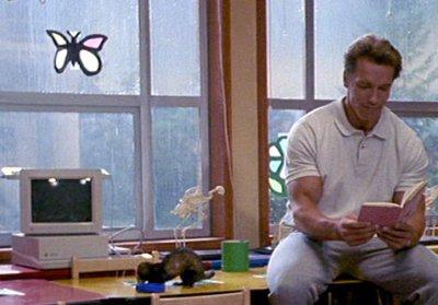 Starring The Computer Kindergarten Cop
