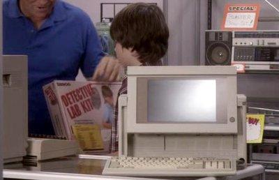 Starring The Computer Compaq Portable Iii 386